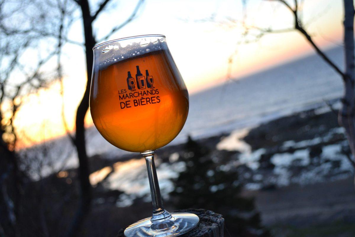 Condos Quinze Nord - Marchands de bières